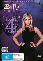 Buffy The Vampire Slayer - Season 04