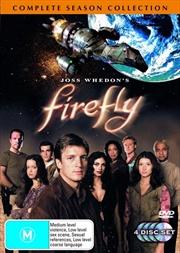 Firefly - Complete Season 01 | DVD