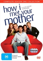 How I Met Your Mother - Season 01 | DVD