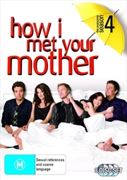 How I Met Your Mother- The Complete Fourth Season | DVD