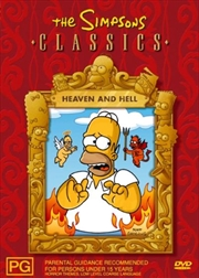 Simpsons, The - Heaven And Hell