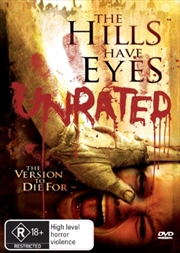 Hills Have Eyes, The  - Unrated | DVD