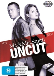 Mr and Mrs Smith  - Unrated
