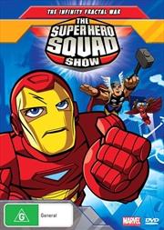 Super Hero Squad Show - Vol 1 - The Infinity Fractal War | DVD