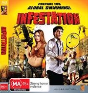 Infestation   Blu-ray