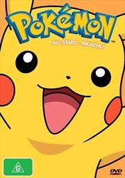 Pokemon - All-Stars- Pikachu | DVD