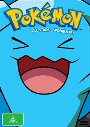 Pokemon - All-Stars- Wobbuffet | DVD