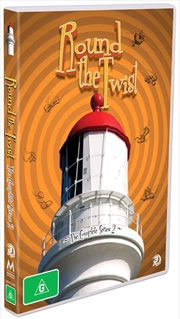 Round The Twist - Series 2 Collection | DVD