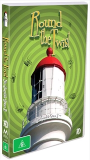 Round The Twist - Series 3 Collection | DVD