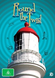 Round The Twist - Series 4 Collection | DVD