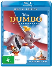 Dumbo - Special Edition | Blu-ray