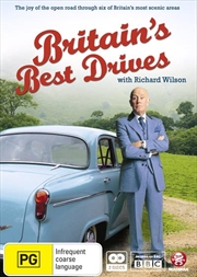 Britain's Best Drives With Richard Wilson | DVD