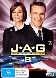 JAG - Season 08 | DVD