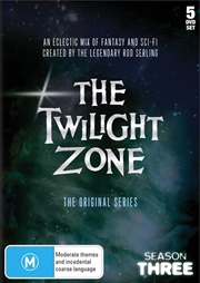 Twilight Zone - The Original Series - Season 03, The