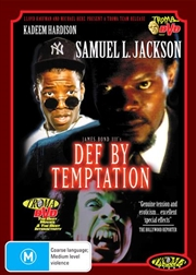 Def By Temptation | DVD