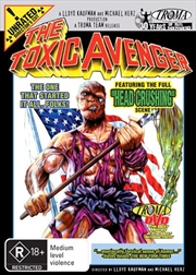 Toxic Avenger, The | DVD