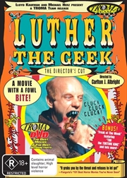 Luther The Geek | DVD