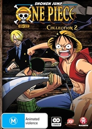 One Piece - Uncut - Collection 02 Eps 14-26