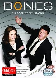 Bones - Season 05 | DVD