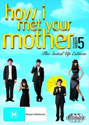 How I Met Your Mother - The Complete Fifth Season | DVD