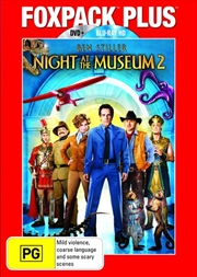 Night At The Museum 2 | DVD + Blu-ray Combo Pack