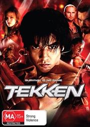 Tekken | DVD