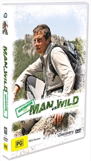 Man Vs Wild: Destination USA