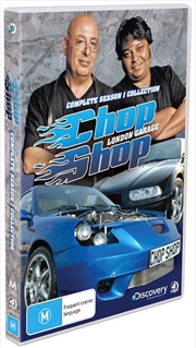 Chop Shop London Garage - Complete Season One
