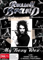 Russell Brand: My Boxy Wox | DVD