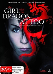 Girl With The Dragon Tattoo | DVD