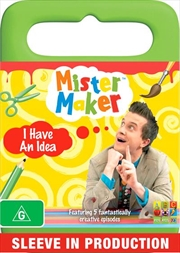 Mister Maker - I Have An Idea | DVD