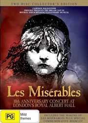 Les Miserables - 10th Anniversary Concert At The Royal Albert Hall - Collector's Edition