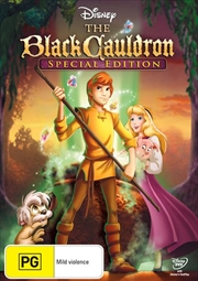 Black Cauldron: Special Edition