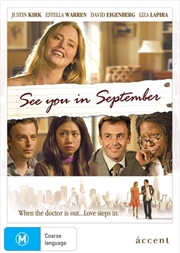See You In September | DVD