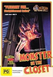 Monster In The Closet | DVD