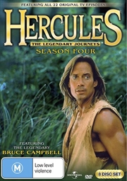 Hercules - The Legendary Journeys - Season 4