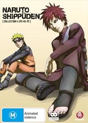 Naruto Shippuden - Collection 4 - Eps 40-52