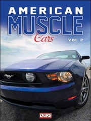 American Muscle Cars: Vol 2