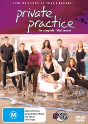 Private Practice - Season 3