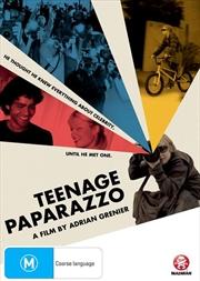 Teenage Paparazzo   DVD