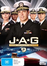 JAG - Season 09 | DVD