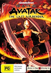 Avatar - The Last Airbender - Fire - Book 3 - Vol 4