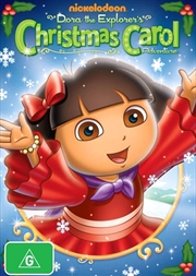 Dora the Explorer- Dora's Christmas Carol Adventure | DVD