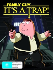 Family Guy - It's A Trap | Giftpack