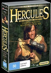 Hercules - The Legendary Journeys - Season 5-6