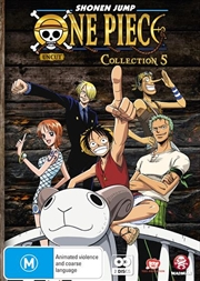 One Piece - Uncut - Collection 5 Eps 54-66