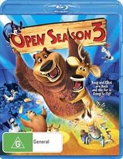 Open Season 3 | Blu-ray
