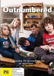 Outnumbered - The Complete Series Three