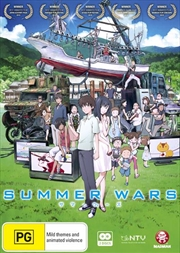 Summer Wars | DVD