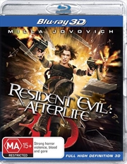 Resident Evil - Afterlife | 3D Blu-ray